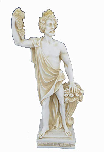 Estia Creations Dionysus - Escultura Dios Griego Antiguo