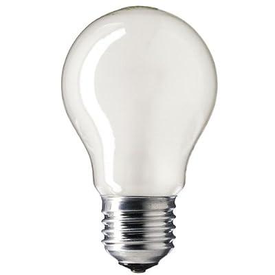Normallampe 25 Watt E27 Stoßfest matt - Sylvania von Sylvania - Lampenhans.de