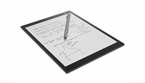 Sony dpt-rp1/B Carta digitale da 25,4 cm (10 pollici) Cruz V2 Fresh Foam