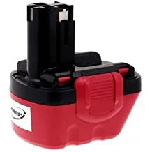 Batería para Bosch Taladro PSR 1200 NiMH 3000mAh O-Pack, 12V, NiMH