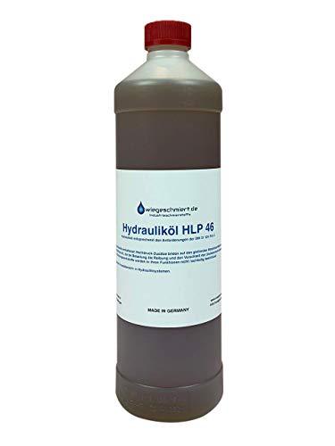 Hydrauliköl HLP 46 ISO VG 46 nach DIN 51524 Teil 2 ... (1 Liter)