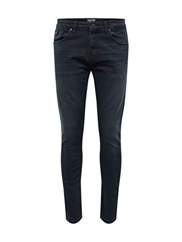 LTB Jeans Herren Joshua Slim Jeans, Blau (Retas Wash 51863), W34/L34 (Herstellergröße: 34/34) Vintage-mode-jeans