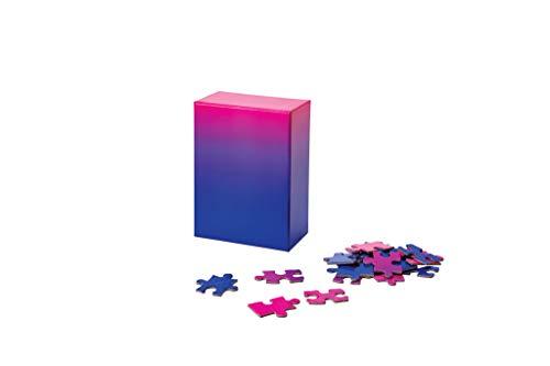 Areaware Gradient - Puzzle KLEIN | Bryce Wilner Blau/Pink
