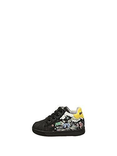 Naturino FALCOTTO STAR 9161 Sneakers Alta Bambino Nero 21