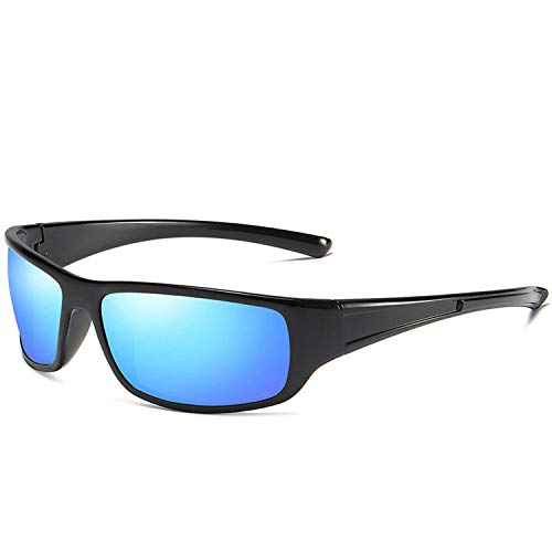 Sport-Sonnenbrillen, Vintage Sonnenbrillen, Square Sunglasses Men Polarized Uv400 Sun Glasses Fashion Night Vision Driving
