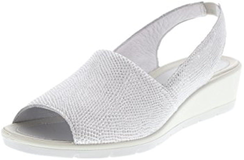 Enval Pelle Soft Sandalo Donna in Pelle Enval COD. 12817 d11557 ... 30e7befbc0f