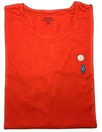 937140851cef65 Ralph Lauren Polo Crew Neck Custom Fit Short Sleeve t-Shirt