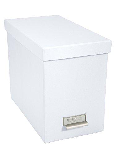 Bigso Box of Sweden 944145544Tür Rückenlehne Panneau de Glasfaser weiß 35x 18,5x 27cm