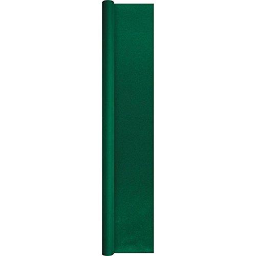 Papiertischdecke, Partytischdecke rot weiß kariert, 500x120 cm, Home Fashion