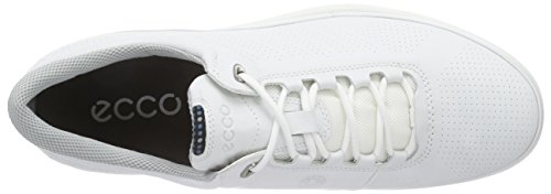 Ecco Ecco Cool, Chaussures Multisport Outdoor homme Blanc (1007White)