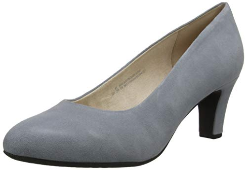 bugatti Damen 412637703400 Pumps, Blau (Light Blue 4200), 39 EU