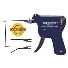 Brockhage - Pistola ganzua para cerraduras