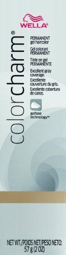 Color Charm Gel Permanent Tube Hair Color #435/5G by Wella by Wella (Wella-gel-haarfarbe)