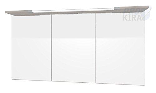 PELIPAL Lunic Spiegelschrank / LU-SPS 18 / Comfort N / B: 140 cm