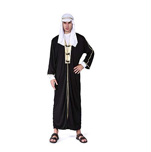 Blisfille Halloween Kostüm Maskerade Cosplay Erwachsenen Männlichen Nahen Osten Arabischen Roben Kleidung Weibliche Dubai Kostüme A Für Herren