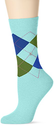 Burlington Damen Socken Queen, Mehrfarbig (Fiji 6423), 36/41