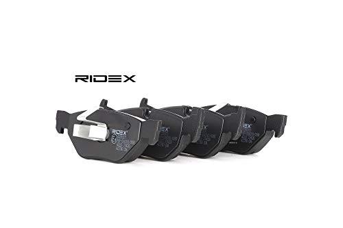 Ridex 402B0071 - Kit pastiglie freno a disco