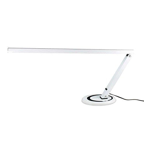 Lampada da tavolo professionale, per manicure; colore: Bianco