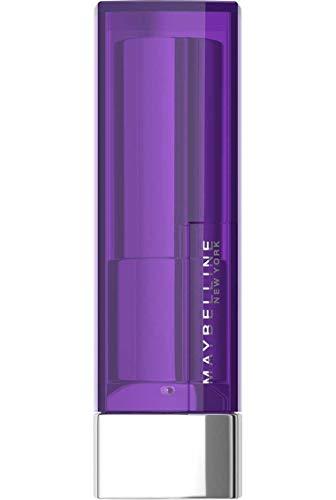 Maybelline New York - Rouge à Lèvres satin hydratant - Color Sensational - Teinte : Plum Reflection (360)