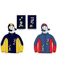 Mario Bros - Abrigo - para niño