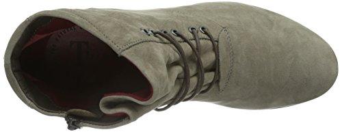 Think 3-, Boots femme Beige - Beige (Kred-22)