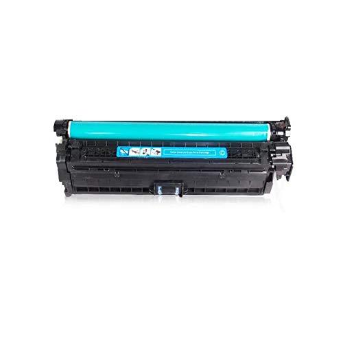 AIBOTY Kompatibel mit CRG322 Laserdrucker Tonerpatrone Canon LBP9100 Tonerpatrone Farbe A3 Toner 9500C Patrone(4 Farben optional) (Farbe : Blau) -