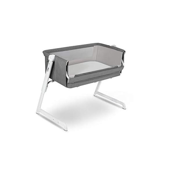 cbx Hubble Air, Bedside Crib, Incl. Travel Bag, 2018 Collection, Comfy Grey Cybex Hubble air comfy grey Item number: 518002463 Color: comfy grey 2