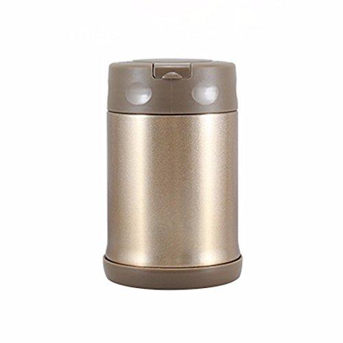 MDRW-Schwelende Dosen, Edelstahl, isolierte Lunch-Boxen, stickig Becher, Brotdose, schwelenden Topf,A350ML