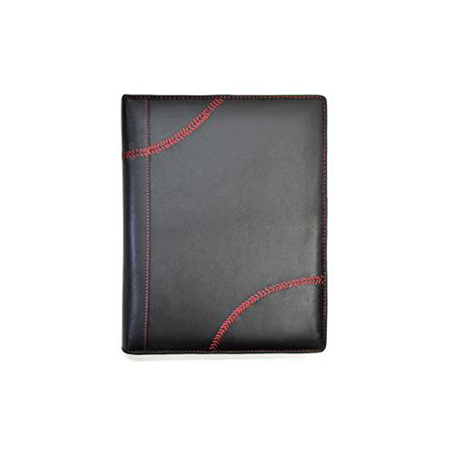rawlings-baseball-stitch-padfolio-and-tablet-case-black-by-rawlings