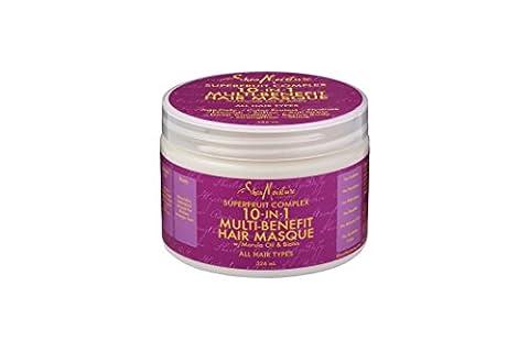 Shea Moisture Superfruit 10-in-1 Renewal System Hair Masque 326 ml