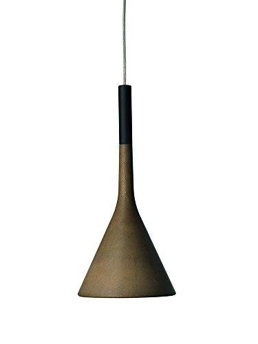 Foscarini – Lámpara de techo Foscarini Aplomb LED – Marrón