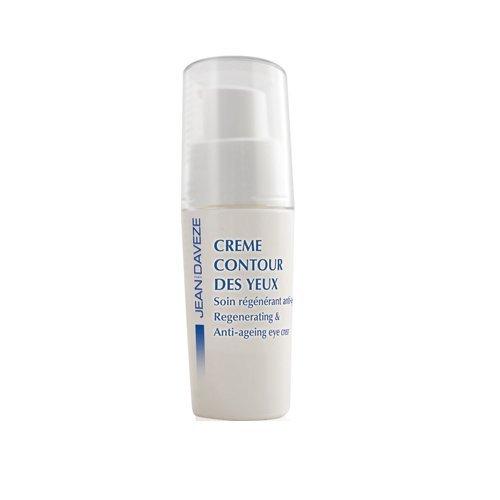 Jean d\'Aveze Contour des Yeux femme/women, Regenerating und Anti-Ageing Eye Cream, 1er Pack (1 x 15 ml)