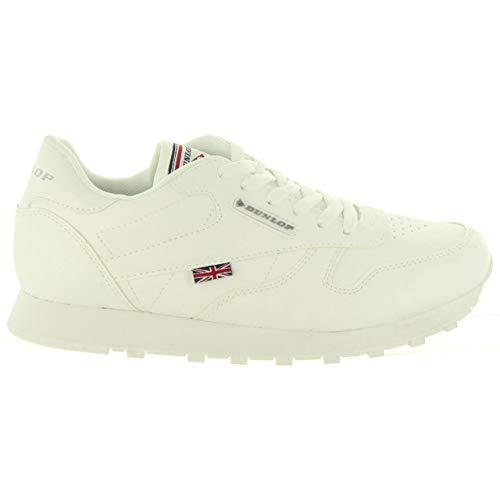 Dunlop Chaussures de Sport pour Femme 35318 06 Blanco