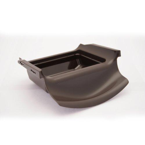 Krups Dolce Gusto Tropfschale / Auffangbecken (ohne Tropfgitter) MS-622575 für Circolo KP 5002, White & Chocolate