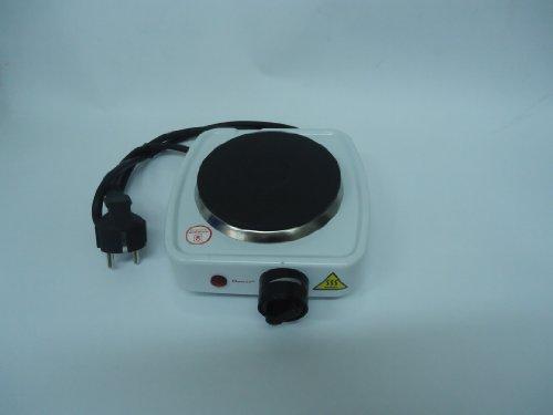 Gaskocher 400W Mini Elektro Kochplatte Camping