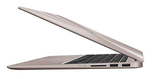 Asus Zenbook UX310UA FC348T 337 cm 133 Zoll matt whole HD Notebook Intel root i7 16 GB RAM 256 GB SSD Intel HD Graphics Win 10 dwelling Rosegold Notebooks