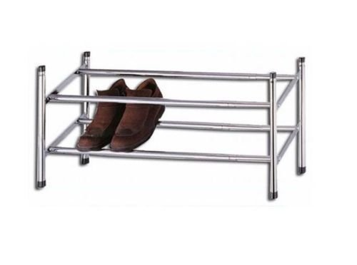 Generic qy-uk4 - 16 Feb-20 - 441 * 1 * * 2411 * * Zapatero Stacka Extensible y apilable 2 Tier...