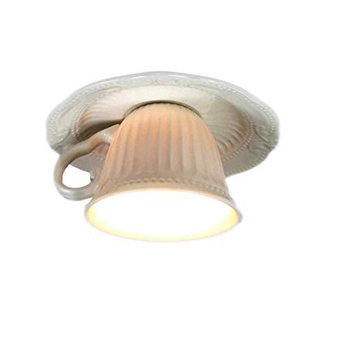 (Wandleuchte Balkon Licht Kreatives Licht Scheinwerfer Industrielles Lichtkronleuchter Grau Marmor Dessert Shop Cup Kronleuchter Bar Kronleuchter Restaurant Deckenleuchte)
