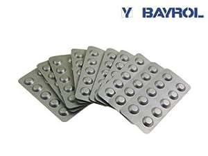 Boite recharge POOL TESTER Bayrol 100 pastilles Bayrol 287155