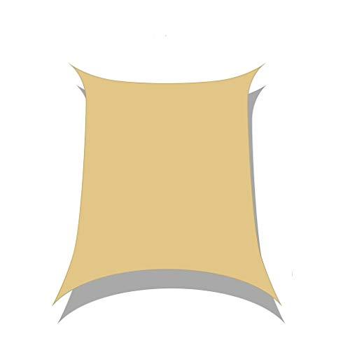directshade Dir Square Sun Segel UV Top Outdoor Überdachung Terrasse Rasen Segel in Farbe Sand 20ft X 20ft Sand