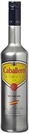 Caballero - Caballero Orange Brandy Liqueur - Spain - 25%