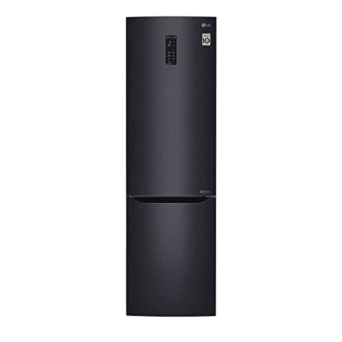 LG GBB60MCYXS nevera congelador Independiente Negro
