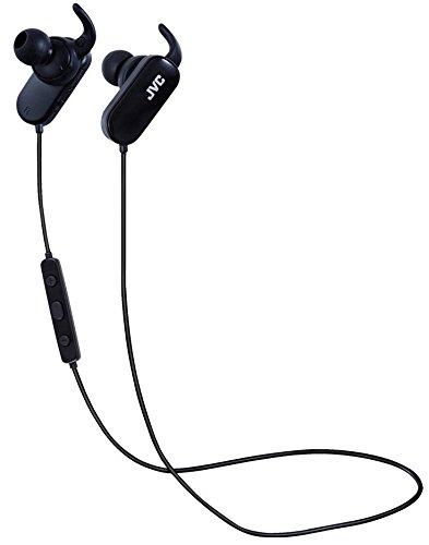 JVC HA-EBT5 - Auriculares (Intraaural, Negro, USB, Binaurale, Dentro de oído, Bluetooth)