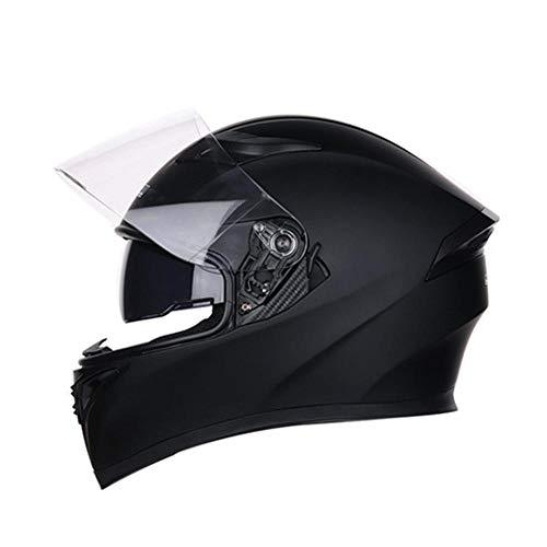 Persiverney Casco de la Motocicleta del Visera Dual Despliegue Modular Casco Integral de la Motocicleta Que compite con Cascos para Hombres y Mujeres Trendy Well-Liked