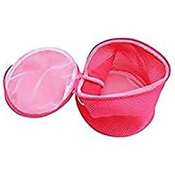 Multi Color Damen BH Wäsche Assistance Platzersparnis Flaschenhalterung Unterwäsche Net Waschkorb Tasche