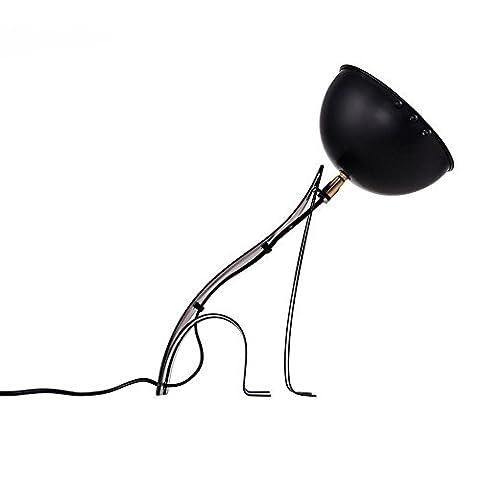 OOFWY G9 Lampe de table Cat Individualité Style créatif pour l