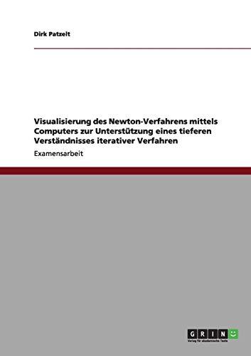 Visualisierung des Newton-Verfahrens mittels Computers zur Unterstützung eines tieferen Verständnisses iterativer Verfahren