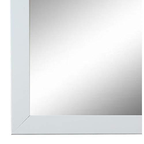 Online Galerie Bingold Spiegel Wandspiegel Weiß 20 x 30 cm - Modern, Vintage - Alle Größen - Made...