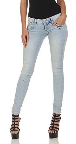 Herrlicher - Jeans - Femme Blau (723ice) Blau (723ice)
