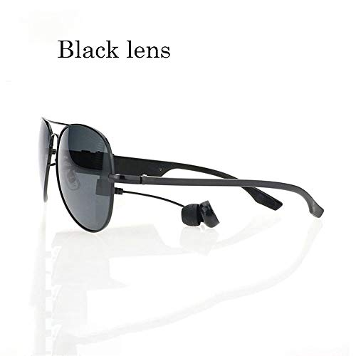Gpr-123 (HUOFEIKE Bluetooth Sonnenbrille, Bluetooth-Headset, Polarized Sports Driving Glasses, Wireless Music, Bluetooth Sports Sonnenbrille, Ios Android,Black)